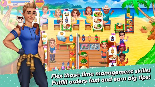 Claire's Café: Tasty Cuisine Mod Android 3