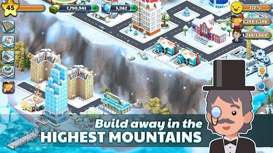 Snow Town – Ice Village World: Winter City APK Download 5