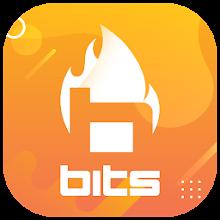 BurnerBits: Quick Fun Tech 50 Words News & Updates icon