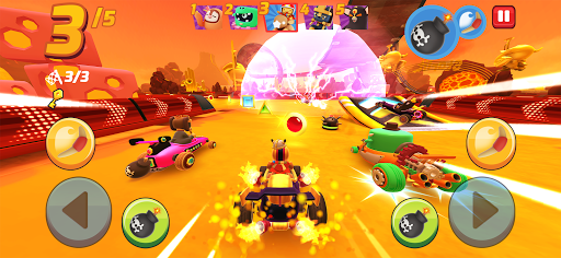 Starlit Kart Racing 1.3 screenshots 2