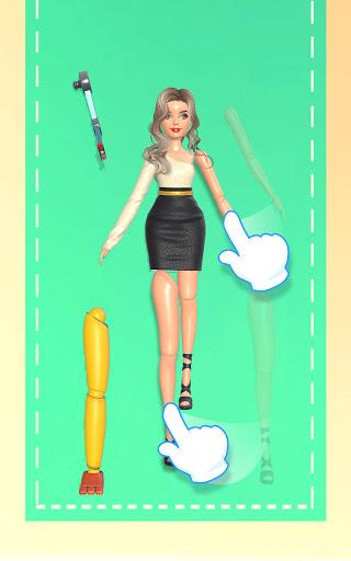Doll Makeover 1.0.1 screenshots 2