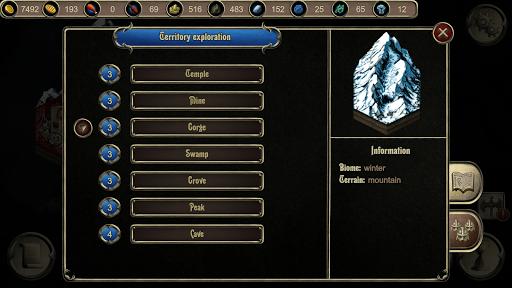 Grim wanderings 2: Strategic turn-based rpg 1.47 screenshots 5