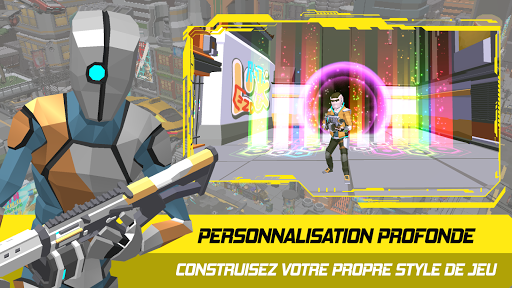 Télécharger Gratuit Shooter Punk - Un tireur de doigt APK MOD (Astuce) screenshots 3