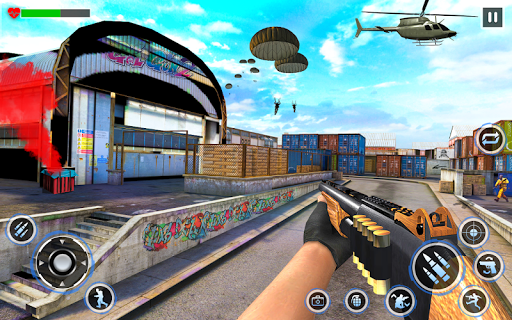 Modern Commando Secret Mission - FPS Shooting Game 1.0 screenshots 14