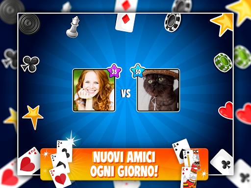 Scopone Piu00f9 - Giochi di Carte Social 3.2.1 screenshots 10