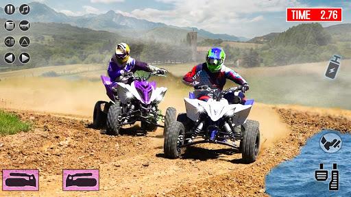 ATV Quad Bike 2020: Offroad Mania Apkfinish screenshots 7