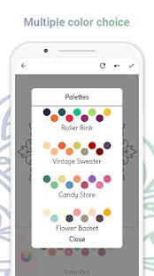 Atmosphere: Mandala Coloring Book for Adults