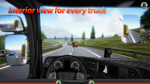 Truck Simulator : Europe 2 0.36 screenshots 15