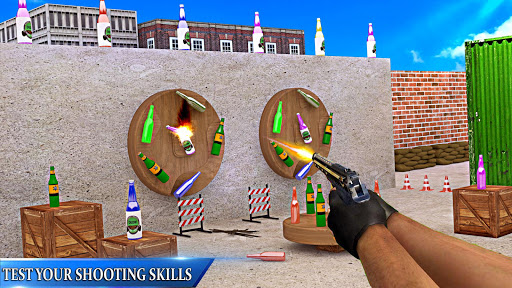 Bottle Shooting : New Action Games 3.6 screenshots 1