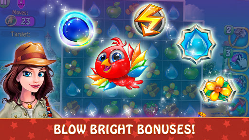 Magica Travel Agency - Match 3 Puzzle Game 1.3.0 screenshots 23