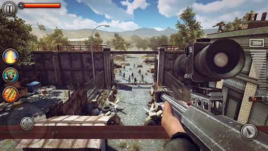 Last Hope Sniper - Zombie War: Shooting Games FPS 3.2 (MOD, Unlimited Money)