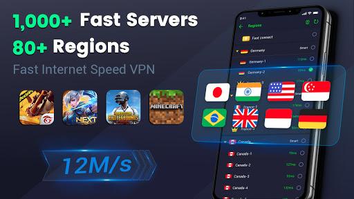 3X VPN - Free, Unlimited, Safe surf, Speed up apps apkdebit screenshots 7