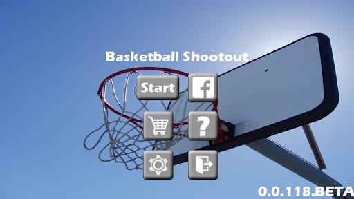 basketball shootout screenshot 1