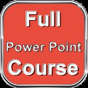 Full Power Point Course | Offline PPT Tutorial