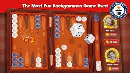Backgammon Stars, Tavla 2.22 screenshots 1