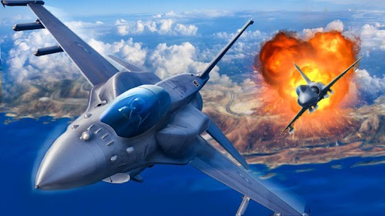 New Airplane Fighting 2019 – Kn Free Games Hack for iOS and Android 1