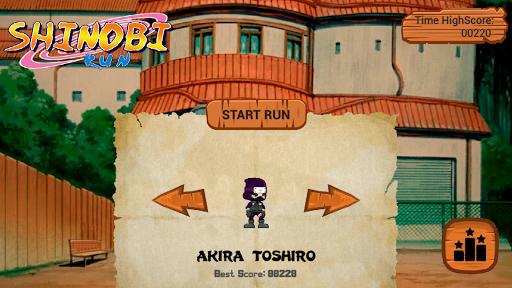 Shinobi Run screenshots 1
