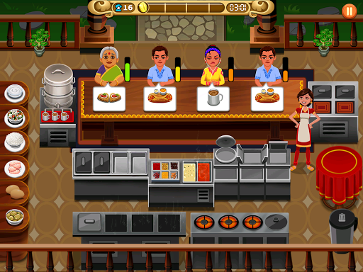 Masala Express: Indian Restaurant Cooking Games 2.2.7 screenshots 24