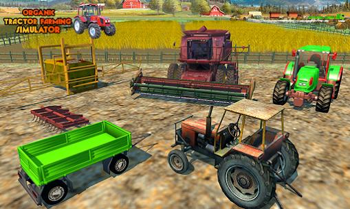 Canada' s Mega Organic Tractor Farming SIM 2019 Apk Download 1