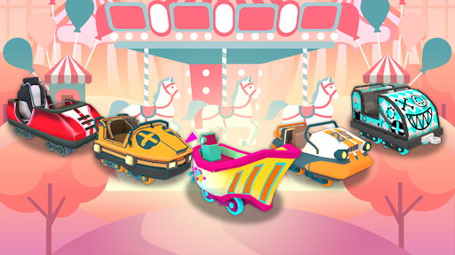 Coaster Rush: Addicting Endless Runner Games 2.2.16 screenshots 7