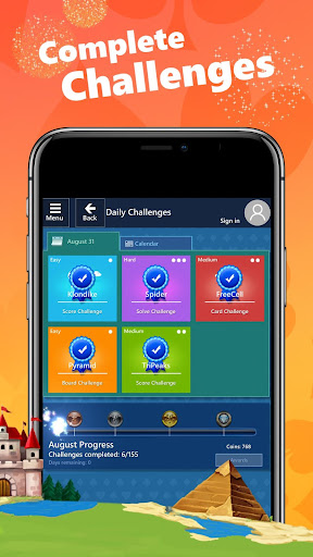 Microsoft Solitaire Collection  screenshots 4