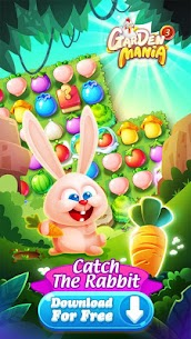 Garden Mania 3 MOD (Unlimited Lives/Move) 1