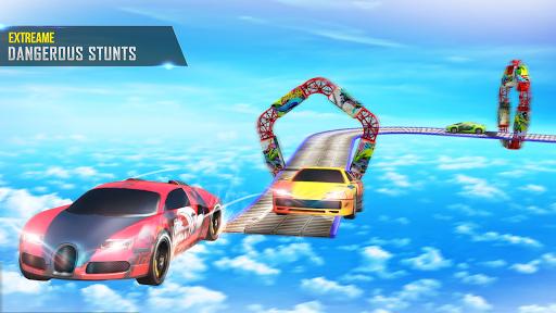 Mega Ramp Car Stunts Racing 2 android2mod screenshots 4