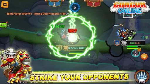 Gungun Online: Shooting game 3.9.2 screenshots 5