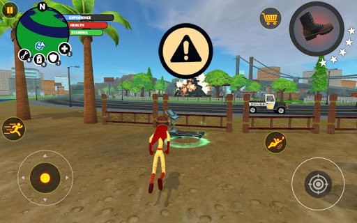 Stickman Superhero 1.4.2 screenshots 6