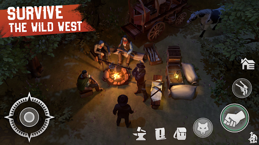Westland Survival - Be a survivor in the Wild West  screenshots 4