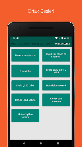 Ali Biu00e7im & Mesut Can Tomay Replikleri  screenshots 5