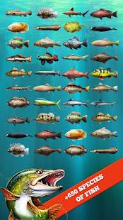 Let's Fish: Sport Fishing Games. Fishing Simulator apk