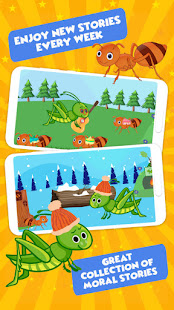 English Story Books for Kids English Moral Stories