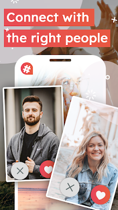 #Dating – Free dating app to match, chat & flirtのおすすめ画像4