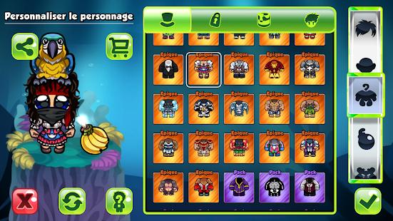Bomber Friends screenshots apk mod 4