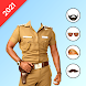 Police Photo Suit for Mens and Womens Photo Editor