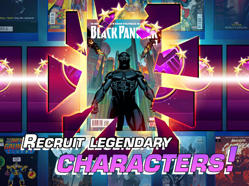MARVEL Puzzle Quest: Join the Super Hero Battle! 219.556184 screenshots 11