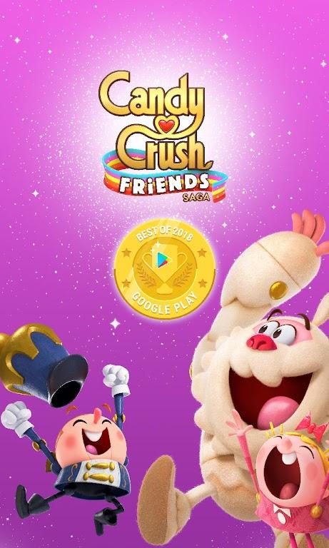 Candy Crush Friends Saga  poster 4