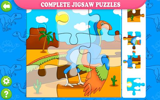 Dinosaur Puzzles for Kids  screenshots 14