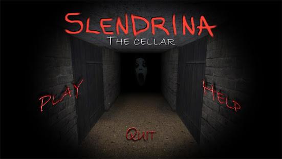 Slendrina:The Cellar (Free) screenshots apk mod 1