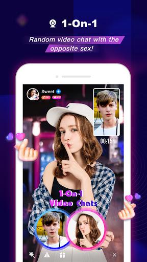 FaceCast:Make New Friends, Chat & Meet, Livestream android2mod screenshots 5