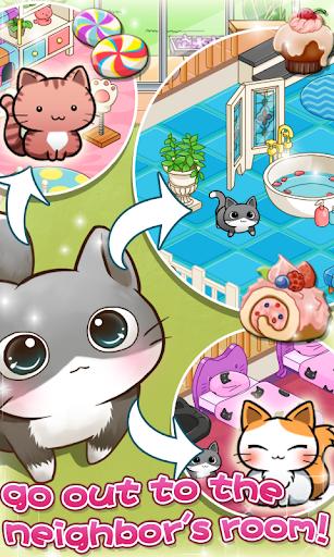 Cat Room - Cute Cat Games 3.0.8 Screenshots 8