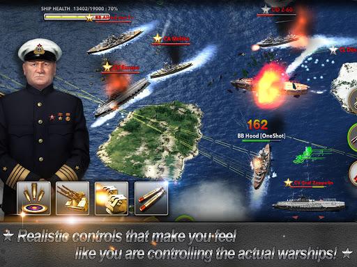 Navy Field Apkfinish screenshots 11