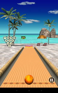 Bowling Paradise Pro FREE