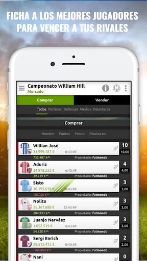 futmondo - Soccer Manager  screenshots 3