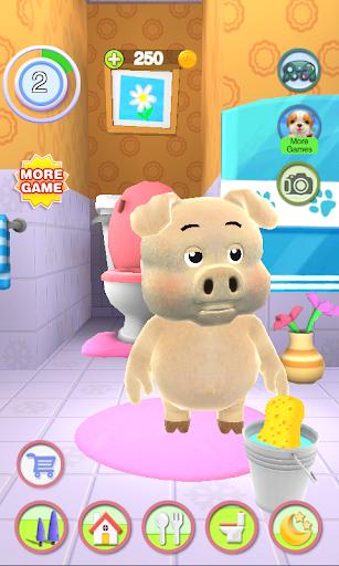 Talking Piggy modavailable screenshots 7