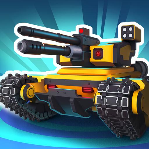 Tank ON 2 Jeep Hunter - Arcade Base Defender