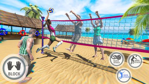 Volleyball Stars - World Mobile Master Game 1.0 screenshots 1
