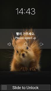 Learn Korean on Lockscreen