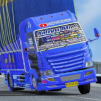 Mod Truck Wahyu Abadi Simulator Indonesia